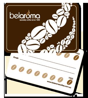 Belaroma-Loyalty-Card