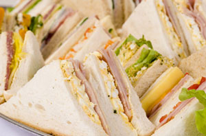 Bread Basket Sandwiches